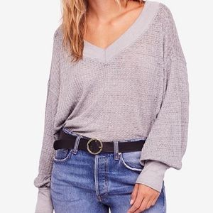 Free People Pullover Top
